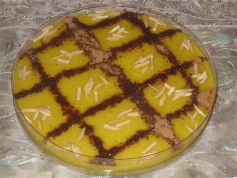 زردة Zarda Iraqi Rice Pudding Iraqi Food Pinterest