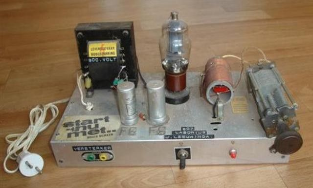 Mw Transmitter 807 Tube