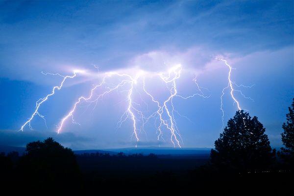 Bad weather Stock Photo 02