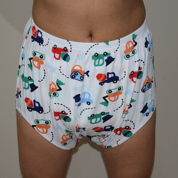Trucks Cloth Nappy Cover Abdl For Nappies Diapers