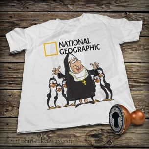 Funny T-shirt - National Geographic