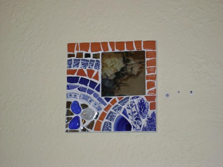 Tomber en amour avec la mosaïque