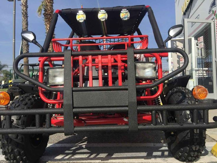 New 2016 Kandi 200cc Jeep Go-Kart ATVs For Sale in California. 2016 Kandi Jeep Go-Kart Details: Â¿ Brand New 200cc Fully Automatic Oil-cool Forward and reverse 4 stroke Green sticker Front rear disc break Max speed 35 mph Adjustable seats Speed-governor Aftermarket wheels Cargo net Front and rear cargo basket 909 Powersports 17781 Valley Blvd. Unit #A Bloomington, California 92316 Phone: 909-875-3434 909-875-3407 Schedule: Mon: CLOSED TUE-SAT: 10AM-6PM SUN: 10AM-2PM FEEL FREE TO CHECK OUT…