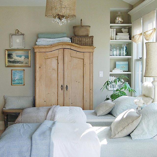 Ocean Blue Bedroom Decor Bedroom Diy Farmhouse Bedroom Lighting Bedroom Cabinet Design: 25+ Best Ideas About Armoire Decorating On Pinterest