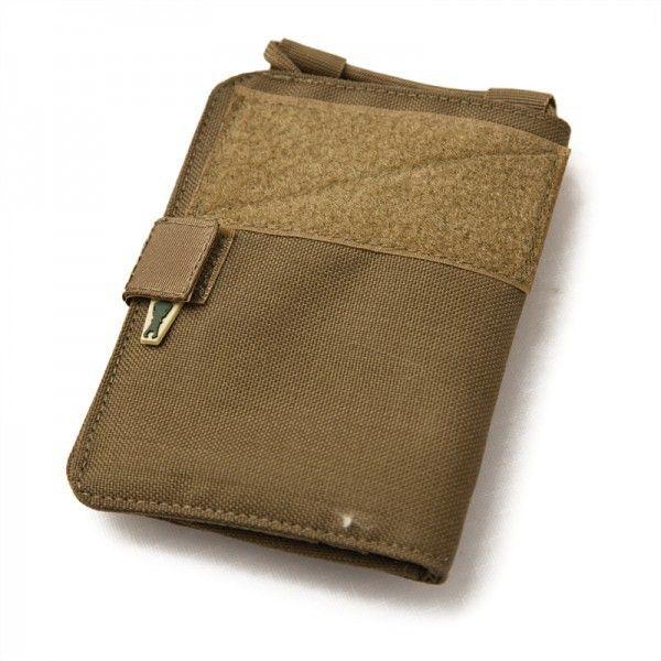 Defence Gifts - PLATATAC Border Hopper Passport Holder KAHKI, $24.95 (http://www.defencegifts.com.au/platatac-border-hopper-passport-holder-kahki/)