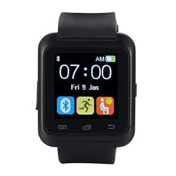 Oferta: 16.99€. Comprar Ofertas de [Ofertas]EasySMX Bluetooth 4.0 Smartwatch Soporte de 2016 Sistema Android Versión Nueva Reloj con Android Smartphones como Sa barato. ¡Mira las ofertas!