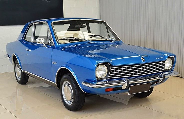 Ford Corcel 1975