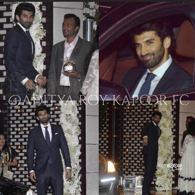 Throwback to 2015 -- Adi at Harbajan Singh & Geeta Basra's wedding