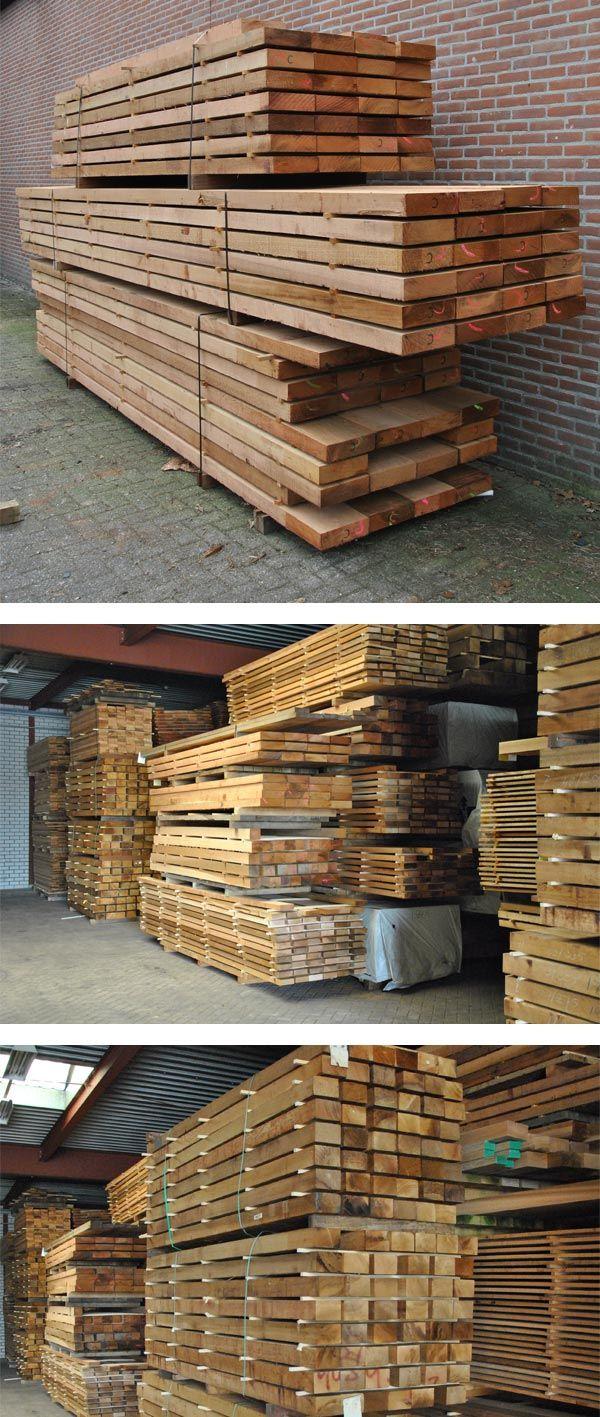 #WCR of Western Red Cedar | Perfecte #houtsoort voor #gevelbekleding | Ook geschikt voor sauna's en  binnen timmerwerk | ruime voorraad www.hotim.nl