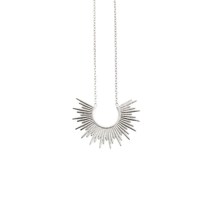 Nimbus Necklace (Silver) – SARAH & SEBASTIAN