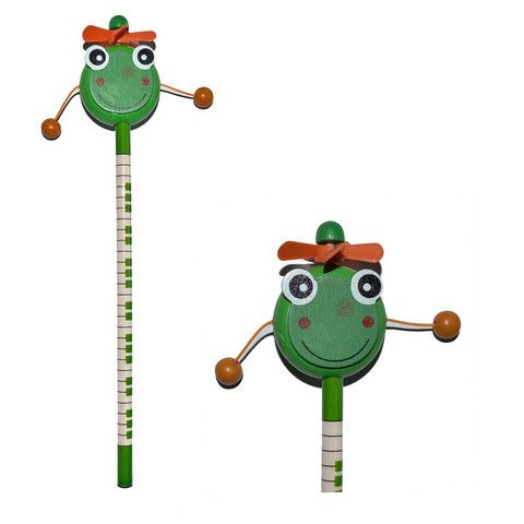 Pencil with frog head - School Depot NZ