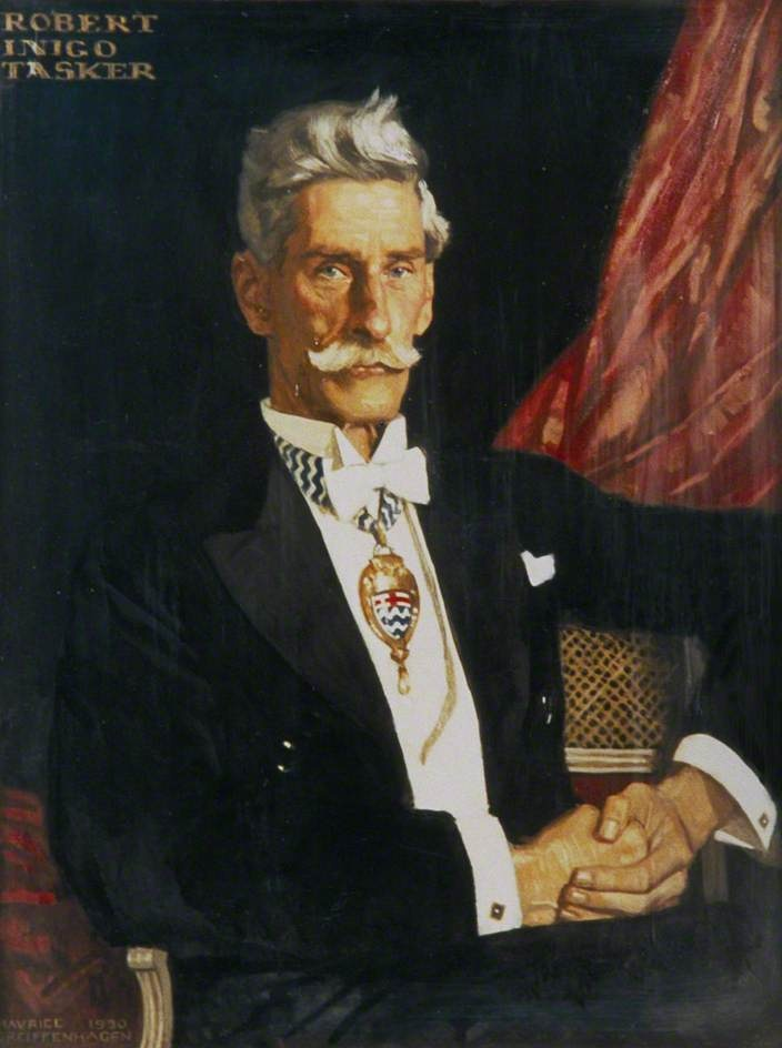 Sir Robert Inigo Tasker (1868–1959), Politician