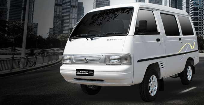Spesifikasi Harga Suzuki Carry 1.5 Real Van Surabaya