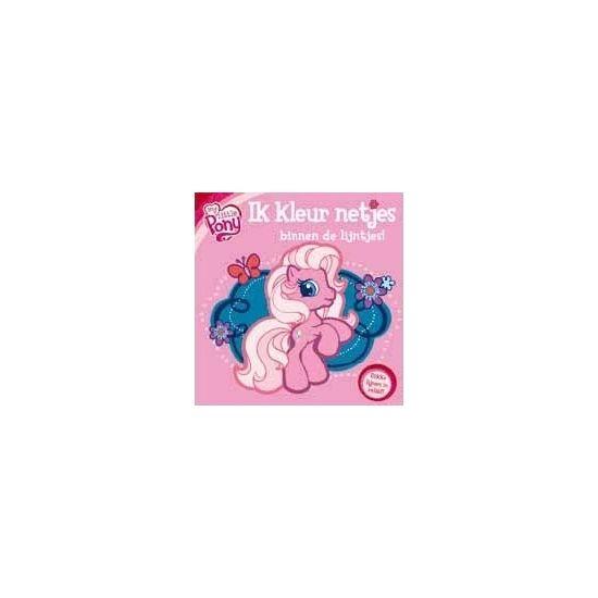 My Little Pony kleurboek met 24 paginas. Het kleurboek heeft dikke relief lijnen waardoor je altijd netjes binnen de lijntjes kleurt! Het kleurboek bevat afbeeldingen van alle bekende figuren zoals Applejack, Fluttershy, Pinkie Pie, Rainbow Dash, Rarity, Twilight Sparkle en draak Spike. Formaat: 19,5 x 20 cm.