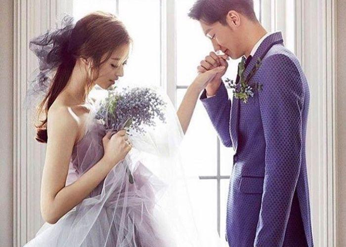 ウエディングフォトで真似したいロマンティックなポーズまとめ