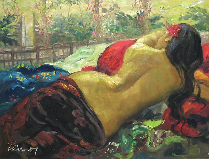 Singapore Fine Art, Oil Paintings by Koeh Sia Yong « Open Art ...