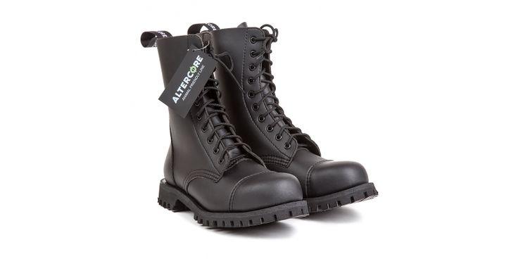 Nerwy ze stali? A może buty ze stalowym noskiem? Polskie i wegańskie!