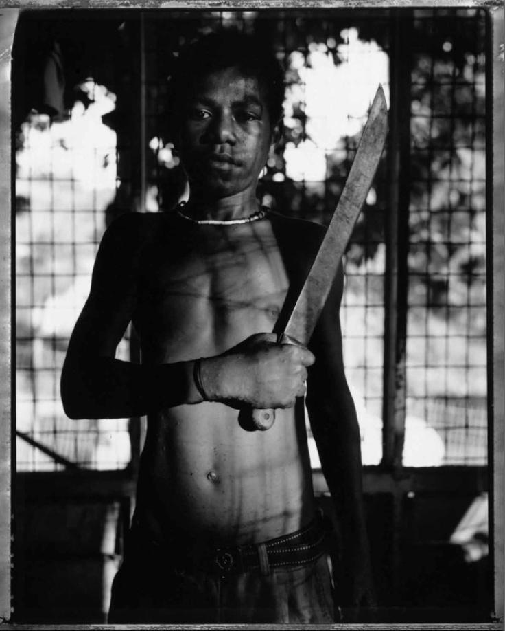 Raskols: Stephen Dupont's Portraits of Papua New Guinea Gangsters