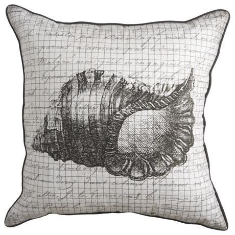 Beach House Shell Cushion