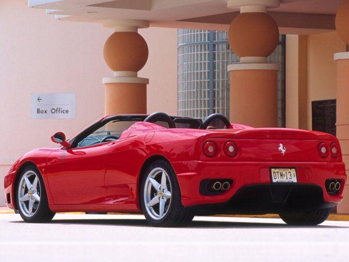 Ferrari 360 Spider 2000 Ferrari Com Ferrari 360 Ferrari