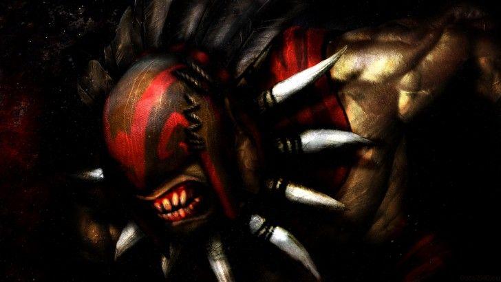 Download Dota 2 Strygwyr the Bloodseeker Game Art 1920x1080