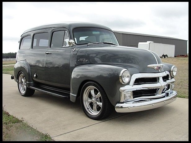 1954 Chevrolet Suburban  5.7L, Automatic at Mecum Auctions