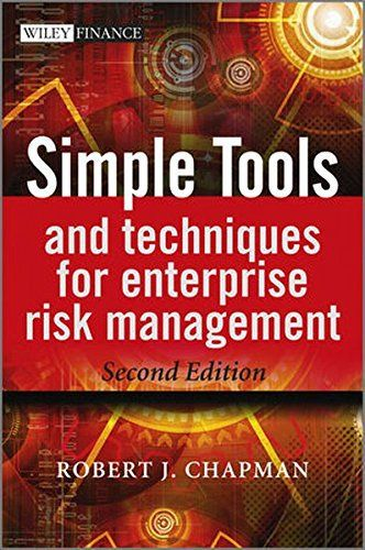 Your business reputation can take years to build—and mere minutes to destroy The range of business threats is evolving rapidly but your organization can thrive and gain a competitive advantage with your business vision for enterprise risk management. Trends affecting markets—events in the global ... more details available at https://insurance-books.bestselleroutlets.com/risk-management/product-review-for-simple-tools-and-techniques-for-enterprise-risk-management/
