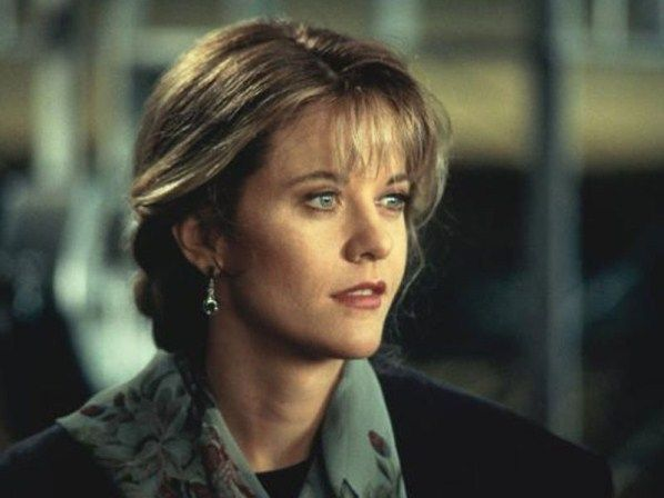 sleepless in seattle pictures. I love her hair in this film.