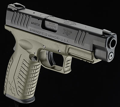 Springfield Armory XD OD Green Find our speedloader now!  http://www.amazon.com/shops/raeind