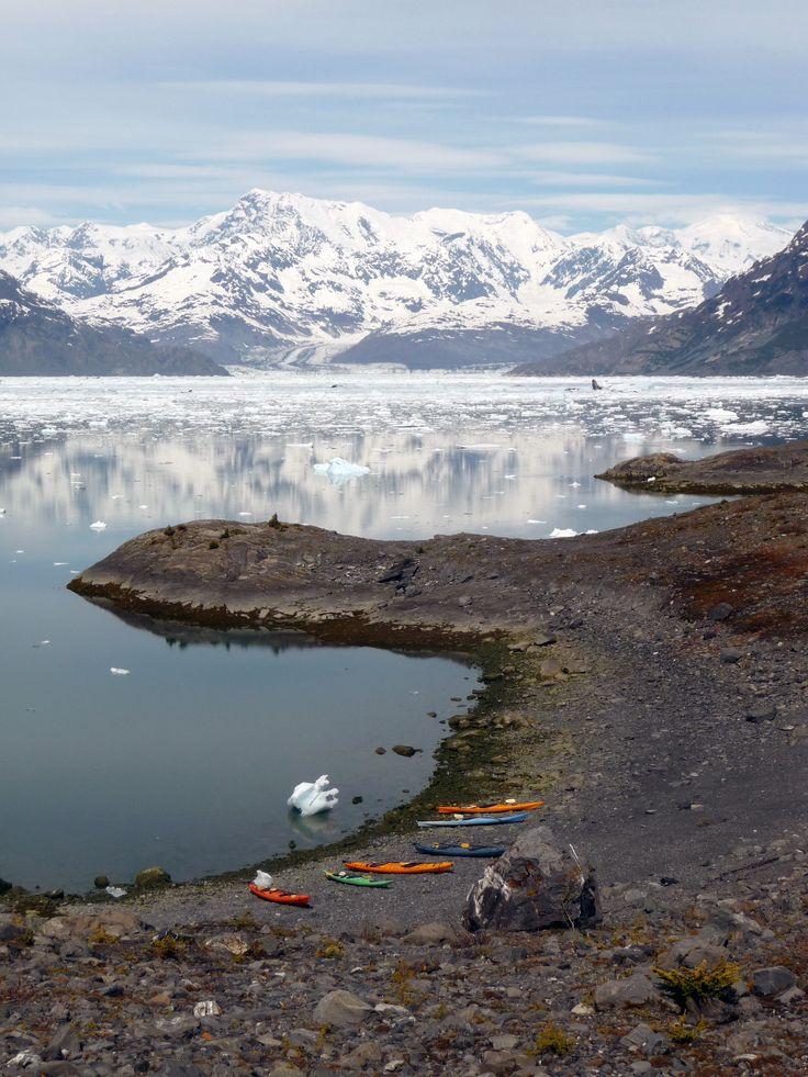 Columbia Glacier, Alaska
