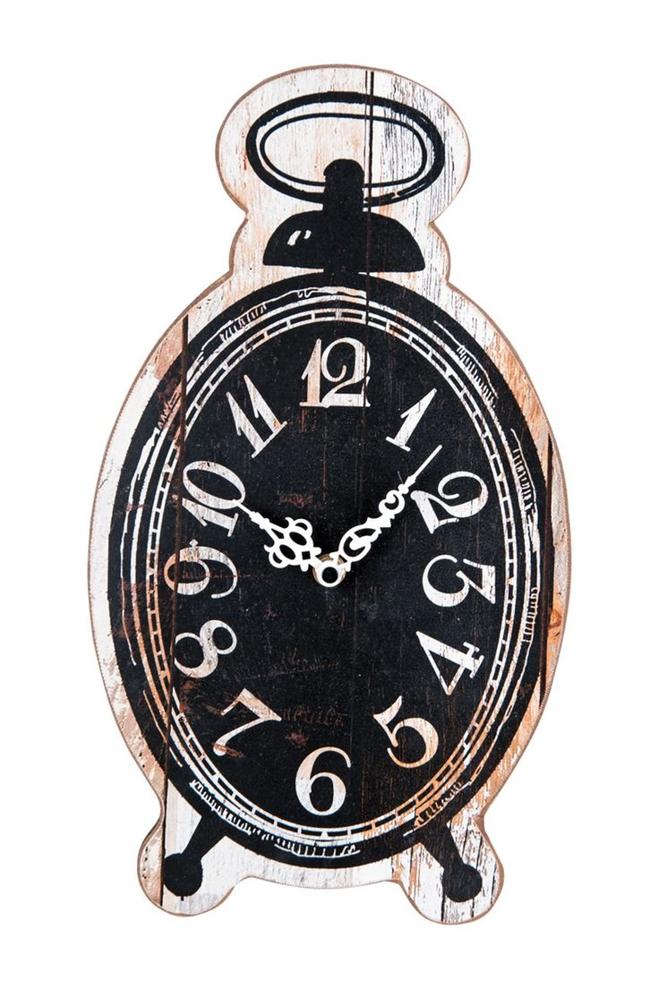 Vintage industrial clock double sided factory clock brilli 233 - Black Savannah Tabletop Clock By Foreside Home Garden On Hautelook