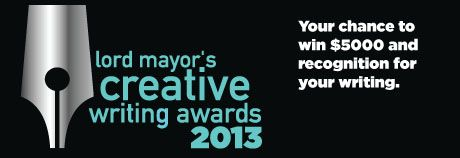 lord mayor creative writing awards