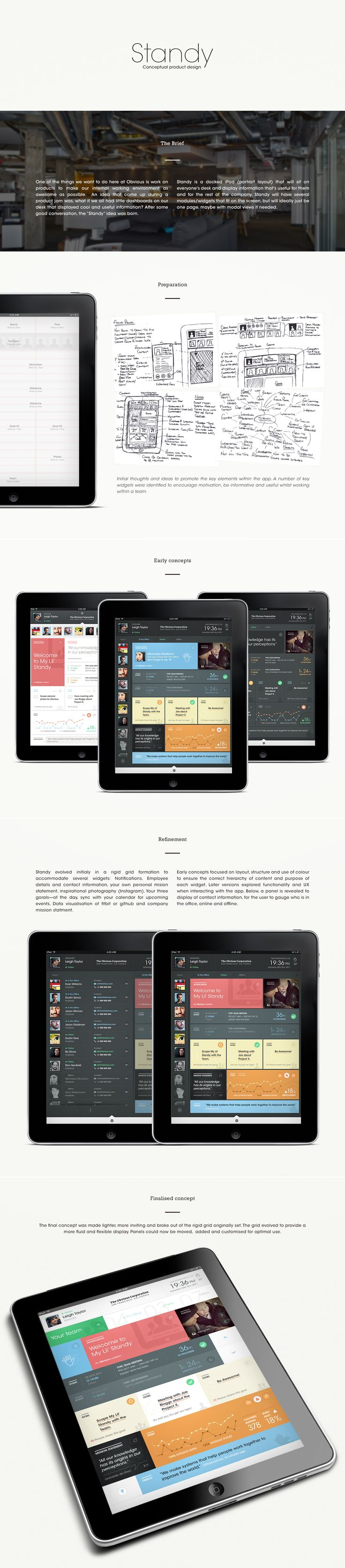 Dribbble social app ui design jpg by ramotion - Standy By Leigh Taylor Via Dribbble Tablet Ui Design