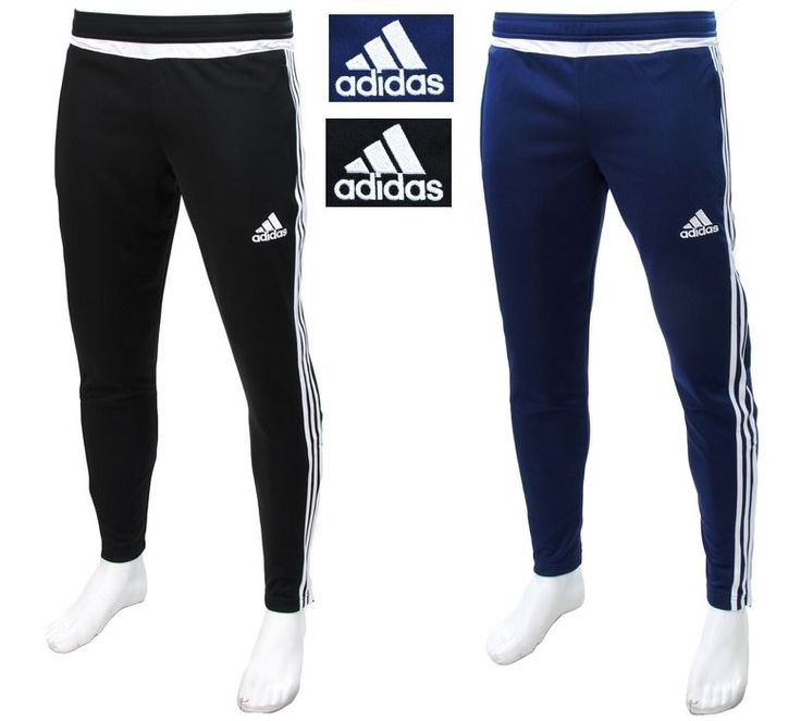 ADIDAS MENS TRACKSUIT BOTTOM PANTS TIRO 15 TRAINING in Clothes, Shoes \u0026  Accessories, Men\u0027s