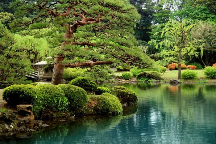 Les 7 meilleures images du tableau Arquitectura jardines sur Pinterest - Jardin Japonais Chez Soi