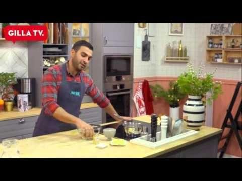 Saftiga lussebullar – Roy Fares enkla recept - YouTube