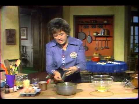 ▶ Julia Child The French Chef- Cheese Souffle - YouTube