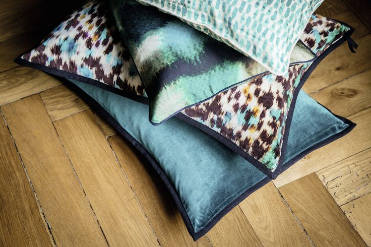 Decor Elitis cushions #LoggereWilpower