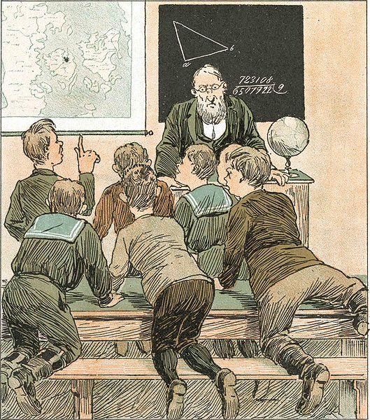 Resultado de imagen de Ravnen 1899 school