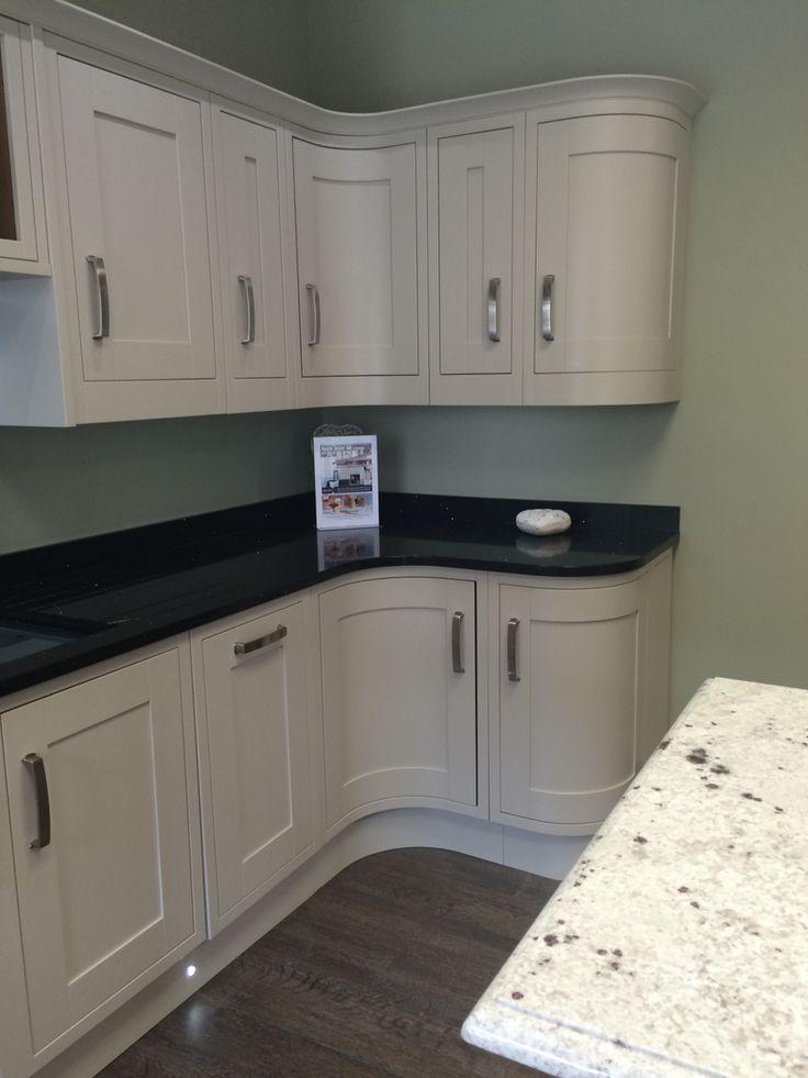 Magnet somerton sage kitchen heronswood kitchen for Brushed sage kitchen cabinets