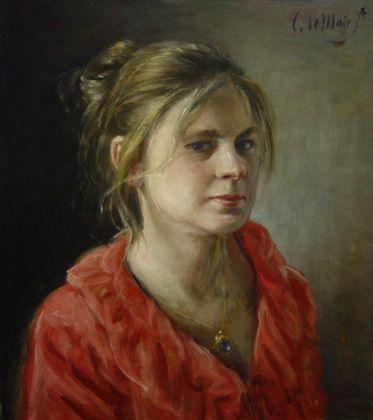 Portretstudie Ilona (1)