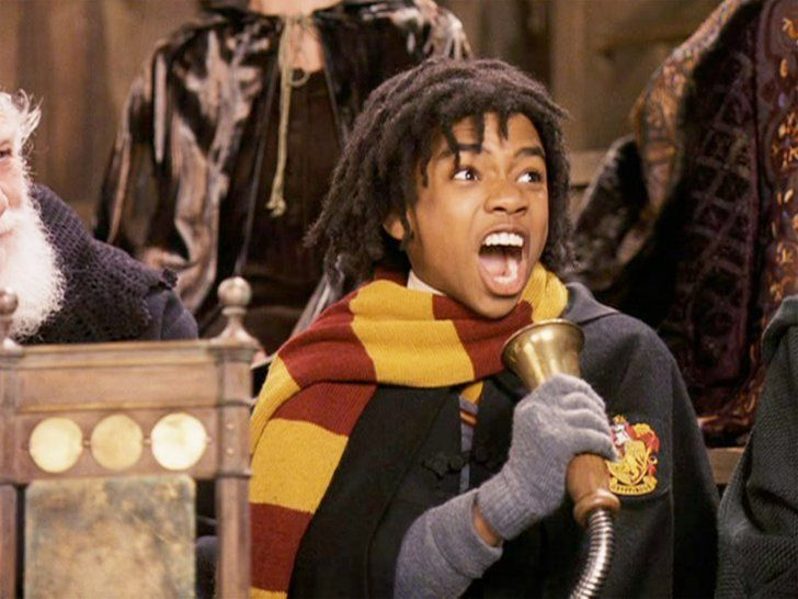 Pin for Later: What the Harry Potter Kids Are Up to Now Lee Jordan, played by Luke Youngblood The excitable Lee Jordan was the perfect announcer for the Quidditch games at Hogwarts.