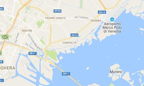 Mestre, Venice   The Modern Mainland