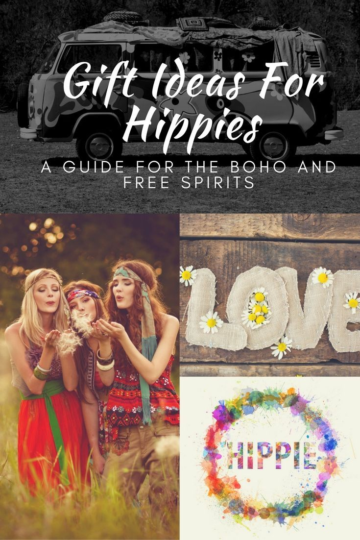 Wedding Gift Ideas For Hippies : gift ideas for hippies that will have them spreading the love gift ...
