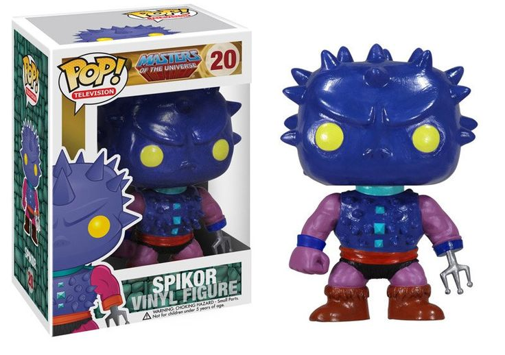 Masters of the Universe POP! Vinyl Figur Spikor Masters of the Universe - Hadesflamme - Merchandise - Onlineshop für alles was das (Fan) Herz begehrt!