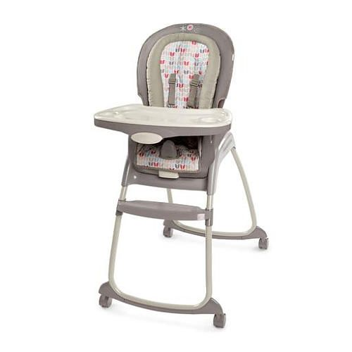 Ingenuity Trio 3 In 1 Deluxe High Chair Ashton Toddler