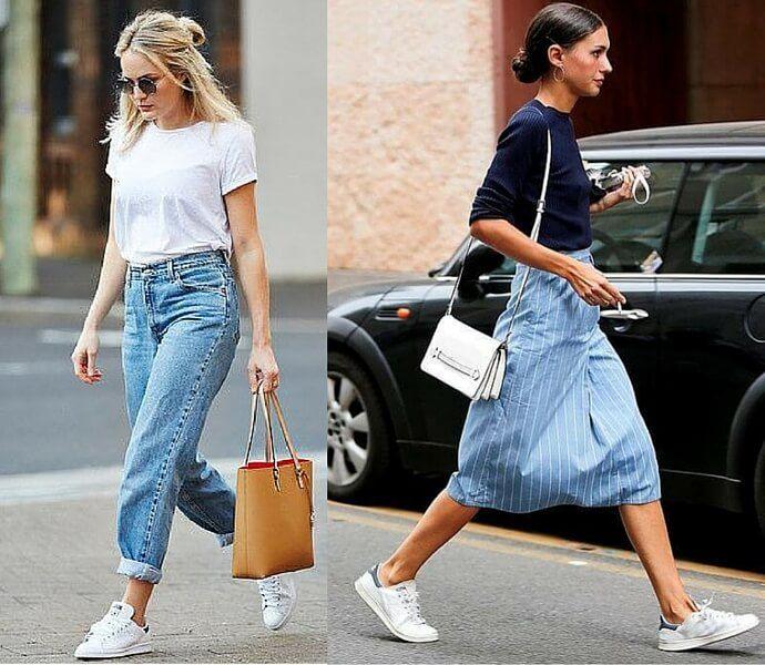 Dalle fashion victims alle mamme cool, tutte mai più senza sneaker bianche. Ecco le più belle, come portarle e dove trovarle.