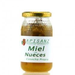 Miel con Nueces 500 gr