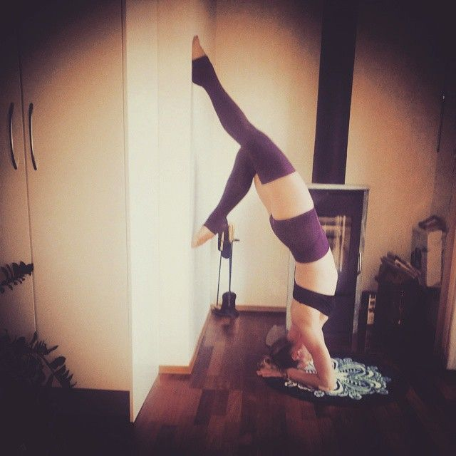 Headstand Practice <3