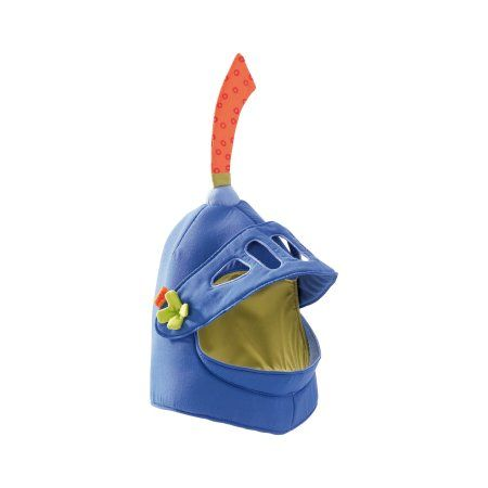 Haba Henry -Strong's Fabric and Foam Knight Helmet, Multicolor